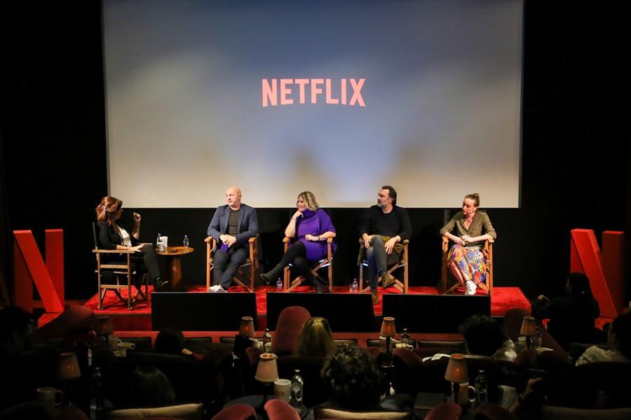 """Netflix'in Yeni Dizisi """"Fatma""""  İçin Geri Sayım Başladı!"""