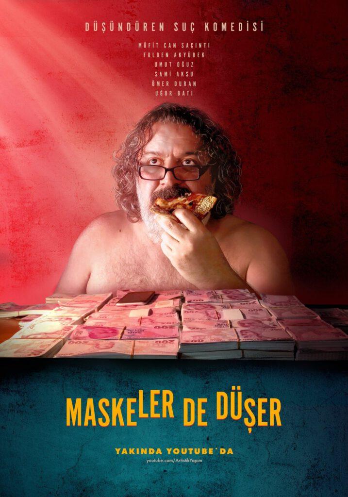 'Maskeler De Düşer' Filmi Yayında!