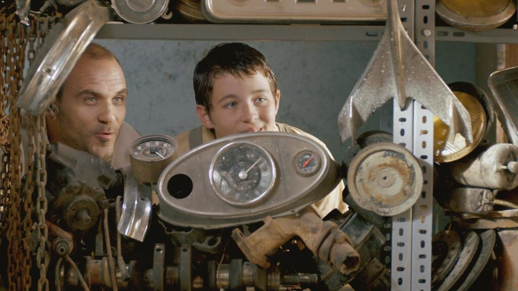 Zaman Makinesi 1973, 1973 dönem komedisi