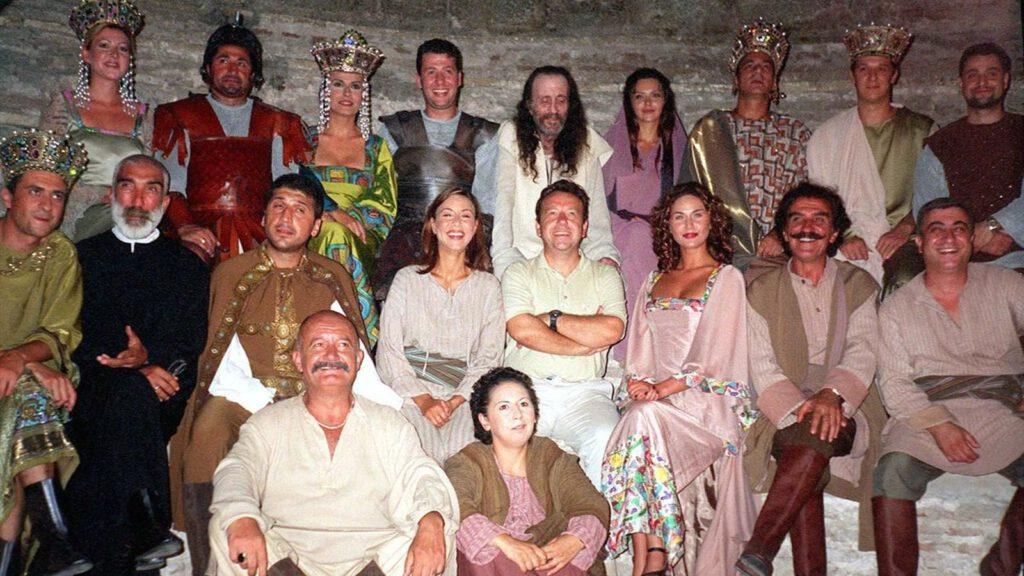 Kahpe Bizans, Yeşilçam dönem komedisi filmi