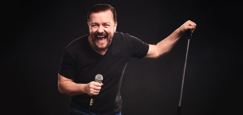 Ricky Gervais Humanity stand-up