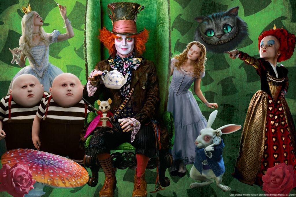 Masal filmleri - Alice Harikalar Diyarında